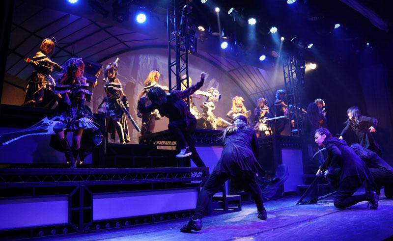 Images : 4番目の画像 - 「七木奏音、天音みほ/「舞台プロジェクト東京ドールズ」本日より開幕。新宿に召喚された9名の美女たちが未知の脅威と戦うアクションたっぷりの注目作!」のアルバム - Stereo Sound ONLINE