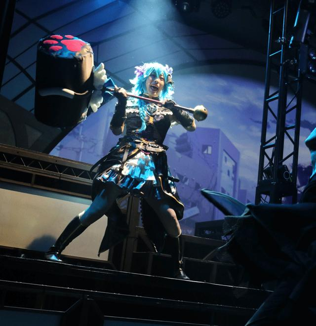 画像4: 舞川みやこ、雛形羽衣/「舞台プロジェクト東京ドールズ」で見事な殺陣とダンスと芝居を披露