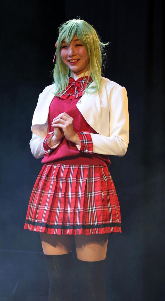 画像1: 舞川みやこ、雛形羽衣/「舞台プロジェクト東京ドールズ」で見事な殺陣とダンスと芝居を披露