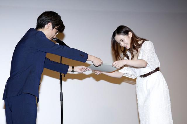 画像3: 平手友梨奈、映画初出演にして初主演を務めた『響 -HIBIKI-』のパッケージリリースイベント開催。久々のメンバー再会に『あぁー、「響 .HIBIKI-」だな』と思いました」としみじみ(平手)