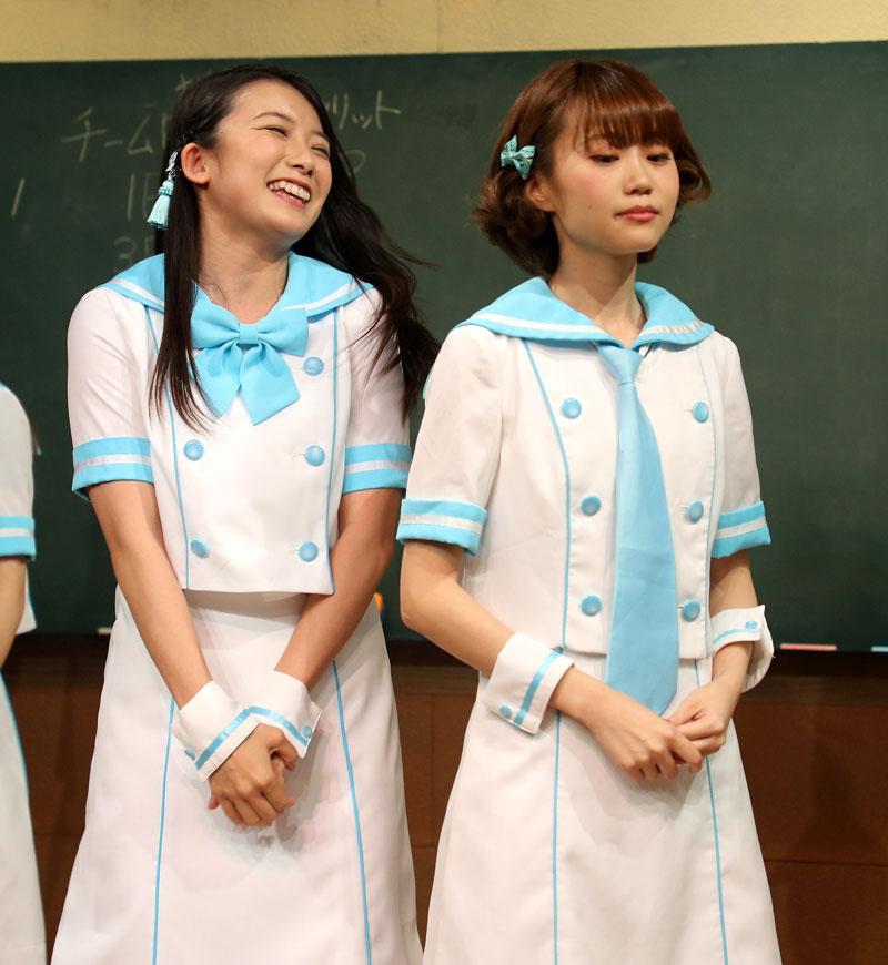 画像3: 遠藤三貴/元・仮面ライダーGIRLSの人気者が、演劇カンパニーアリスインプロジェクトの最新舞台「アイガク2019」で快演。「全体をまとめる学級委員のような存在として、千秋楽までがんばります」