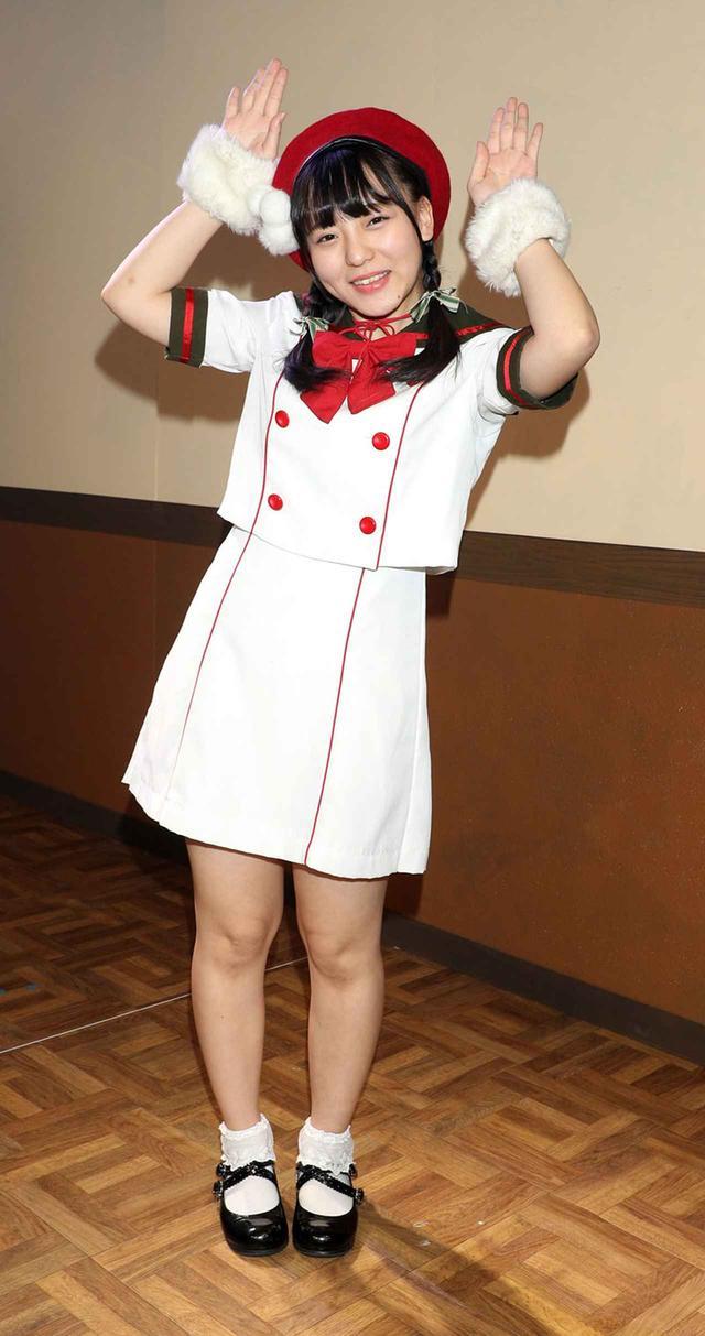 画像1: 東城希明/アリスインプロジェクト最新舞台「アイガク2019」に愛らしいウサギ=プルスとして出演中! 「ダンスも芝居も、一番輝くぞと思いながら頑張っています」