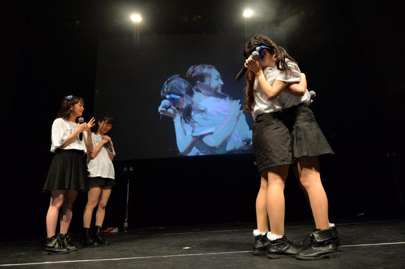 Images : 10番目の画像 - 「notall/渡邊ちこ、感動のラストステージ。新体制notallは4月20日に渋谷でワンマン開催、新プロジェクト「notall REVOLUTION 100」開始」のアルバム - Stereo Sound ONLINE