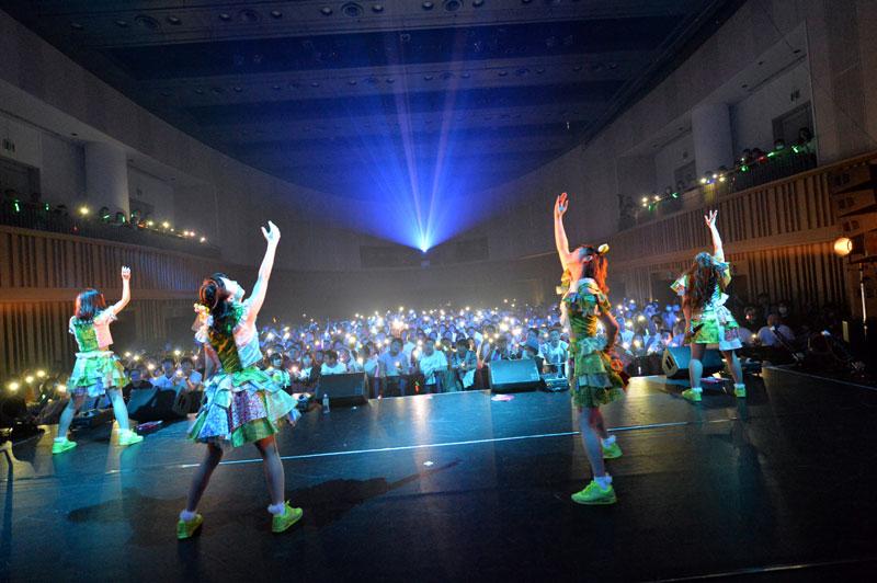 Images : 4番目の画像 - 「notall/渡邊ちこ、感動のラストステージ。新体制notallは4月20日に渋谷でワンマン開催、新プロジェクト「notall REVOLUTION 100」開始」のアルバム - Stereo Sound ONLINE