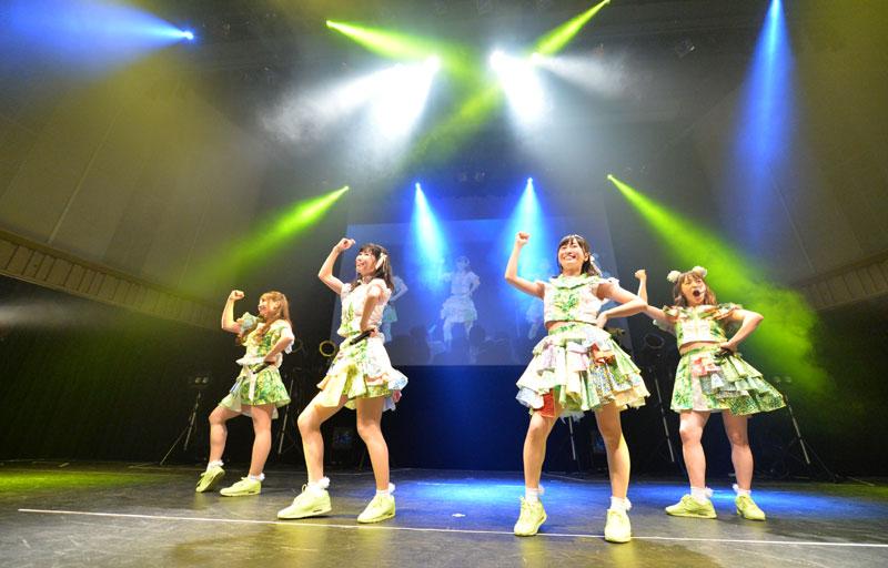 画像1: notall/渡邊ちこ、感動のラストステージ。新体制notallは4月20日に渋谷でワンマン開催、新プロジェクト「notall REVOLUTION 100」開始