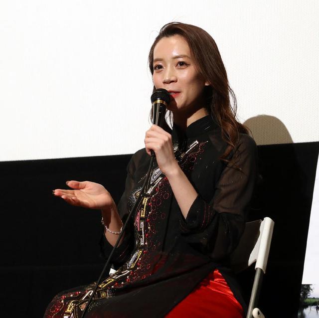画像3: フォンチー/ベトナム映画のトークショーに登壇。「ベトナムらしい時間の流れを感じられる懐かしみの中に、今を描き出したとても新鮮な作品です」