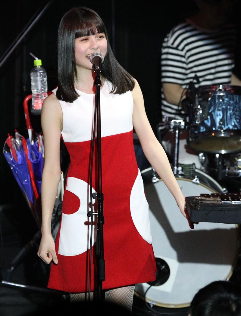 Images : 9番目の画像 - 「SOLEIL(ソレイユ)/祝、高校合格! 待望の活動再開ステージで、春の東京に桃源郷の桜咲く。東名阪ツアーも開催決定、7月にはサード・アルバムもリリース」のアルバム - Stereo Sound ONLINE