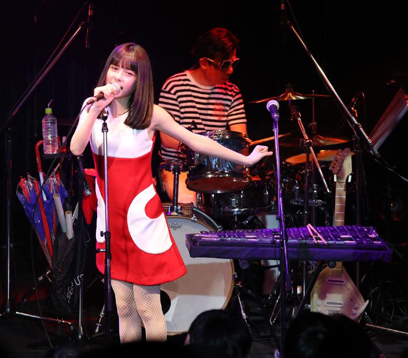 Images : 6番目の画像 - 「SOLEIL(ソレイユ)/祝、高校合格! 待望の活動再開ステージで、春の東京に桃源郷の桜咲く。東名阪ツアーも開催決定、7月にはサード・アルバムもリリース」のアルバム - Stereo Sound ONLINE