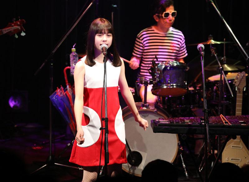 Images : 4番目の画像 - 「SOLEIL(ソレイユ)/祝、高校合格! 待望の活動再開ステージで、春の東京に桃源郷の桜咲く。東名阪ツアーも開催決定、7月にはサード・アルバムもリリース」のアルバム - Stereo Sound ONLINE