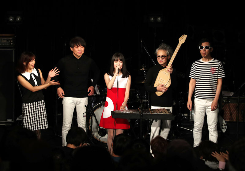 Images : 30番目の画像 - 「SOLEIL(ソレイユ)/祝、高校合格! 待望の活動再開ステージで、春の東京に桃源郷の桜咲く。東名阪ツアーも開催決定、7月にはサード・アルバムもリリース」のアルバム - Stereo Sound ONLINE