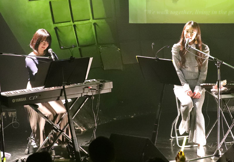 Images : 21番目の画像 - 「WHY@DOLL/浦谷はるなが誕生日当日にバースデーライヴを開催。ピアノだけをバックに、ヴォーカリストしての進境を示す」のアルバム - Stereo Sound ONLINE