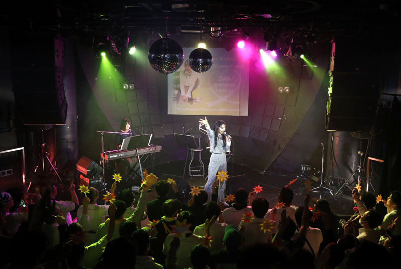 Images : 16番目の画像 - 「WHY@DOLL/浦谷はるなが誕生日当日にバースデーライヴを開催。ピアノだけをバックに、ヴォーカリストしての進境を示す」のアルバム - Stereo Sound ONLINE