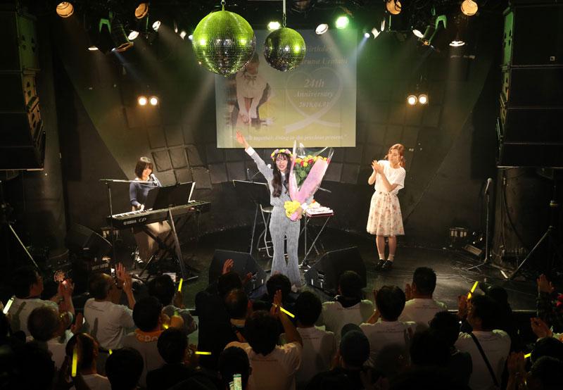 Images : 28番目の画像 - 「WHY@DOLL/浦谷はるなが誕生日当日にバースデーライヴを開催。ピアノだけをバックに、ヴォーカリストしての進境を示す」のアルバム - Stereo Sound ONLINE