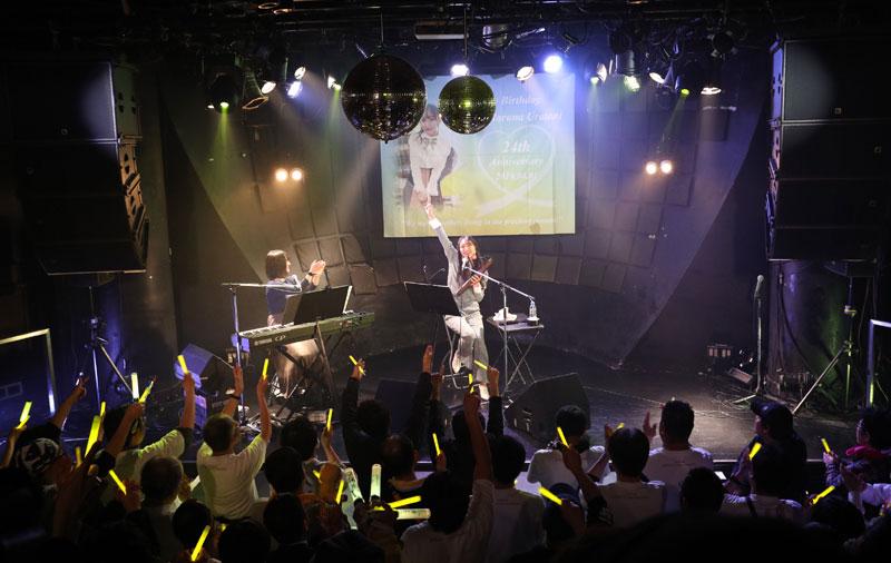 Images : 24番目の画像 - 「WHY@DOLL/浦谷はるなが誕生日当日にバースデーライヴを開催。ピアノだけをバックに、ヴォーカリストしての進境を示す」のアルバム - Stereo Sound ONLINE