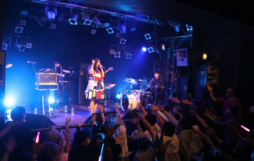 Images : 6番目の画像 - 「ミライスカートバンド/初東京ワンマン公演が大成功。5人一体となった白熱のステージでオーディエンスを魅了」のアルバム - Stereo Sound ONLINE