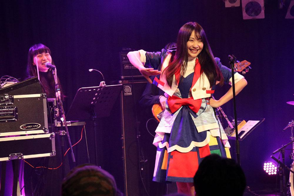 Images : 4番目の画像 - 「ミライスカートバンド/初東京ワンマン公演が大成功。5人一体となった白熱のステージでオーディエンスを魅了」のアルバム - Stereo Sound ONLINE