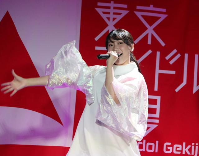 画像1: ミライスカート/ミライスカートバンドライブの盛況を受け、さらに充実した歌声とパフォーマンスで、東京定期を盛り上げた
