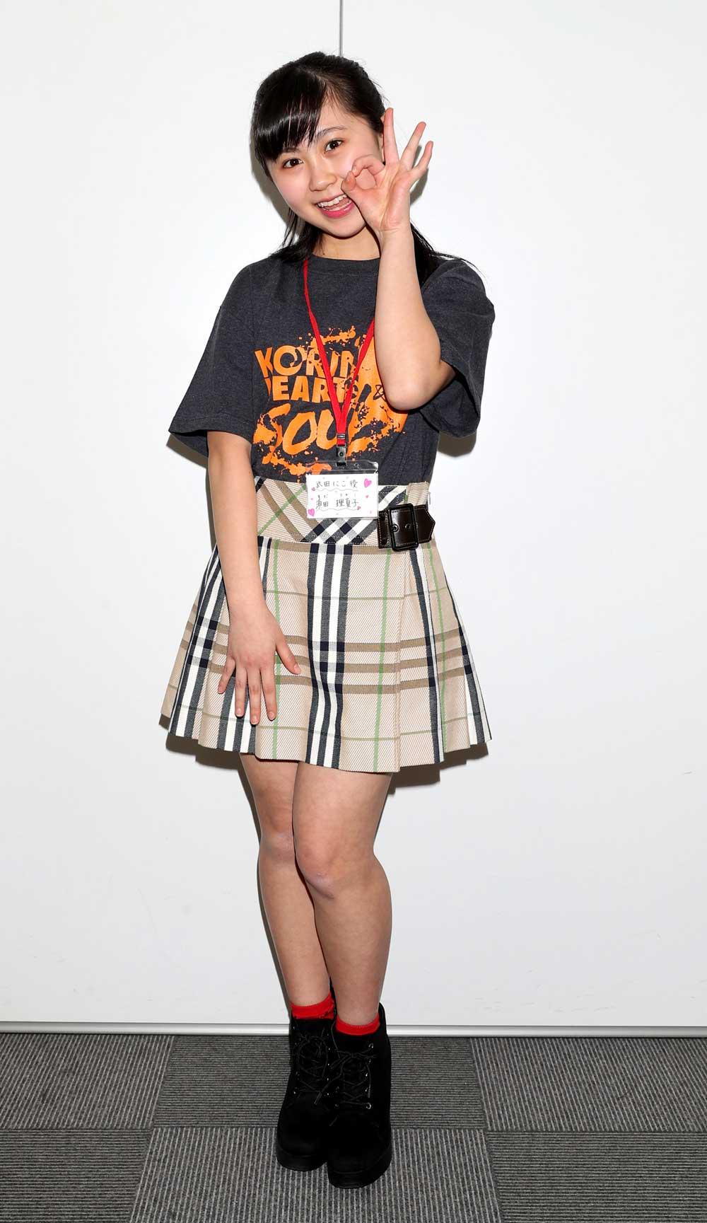 """Images : 5番目の画像 - 「須田理夏子/アリスインプロジェクト初出演。「元気いっぱいな""""武田にこ""""を素 全開でがんばります」」のアルバム - Stereo Sound ONLINE"""