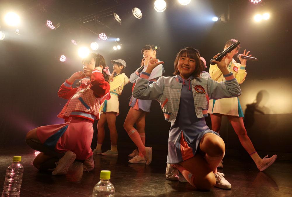 Images : 35番目の画像 - 「ハコイリムスメ/依田彩花、山本花奈を新メンバーに迎え、第5期発足。ロックンロール調の新オリジナル曲「キス取りゲーム」も披露」のアルバム - Stereo Sound ONLINE