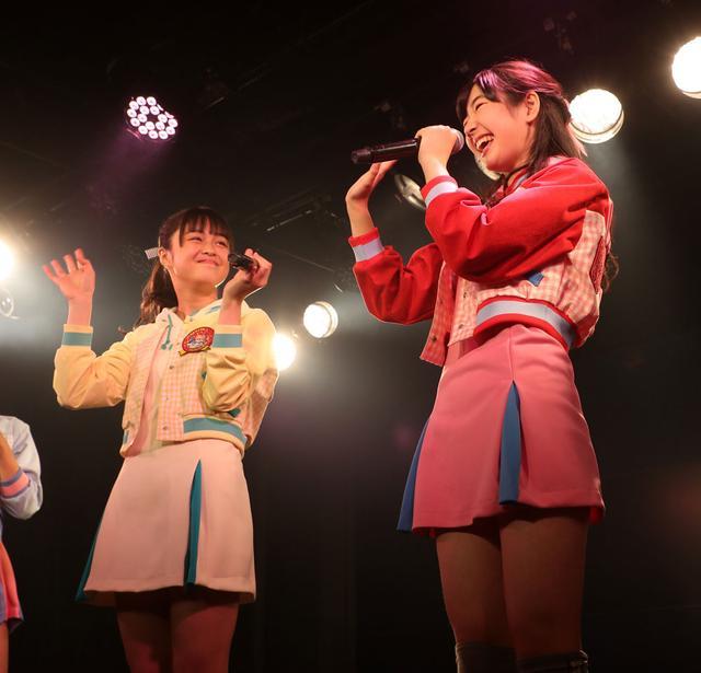 画像2: ハコイリムスメ/依田彩花、山本花奈を新メンバーに迎え、第5期発足。ロックンロール調の新オリジナル曲「キス取りゲーム」も披露