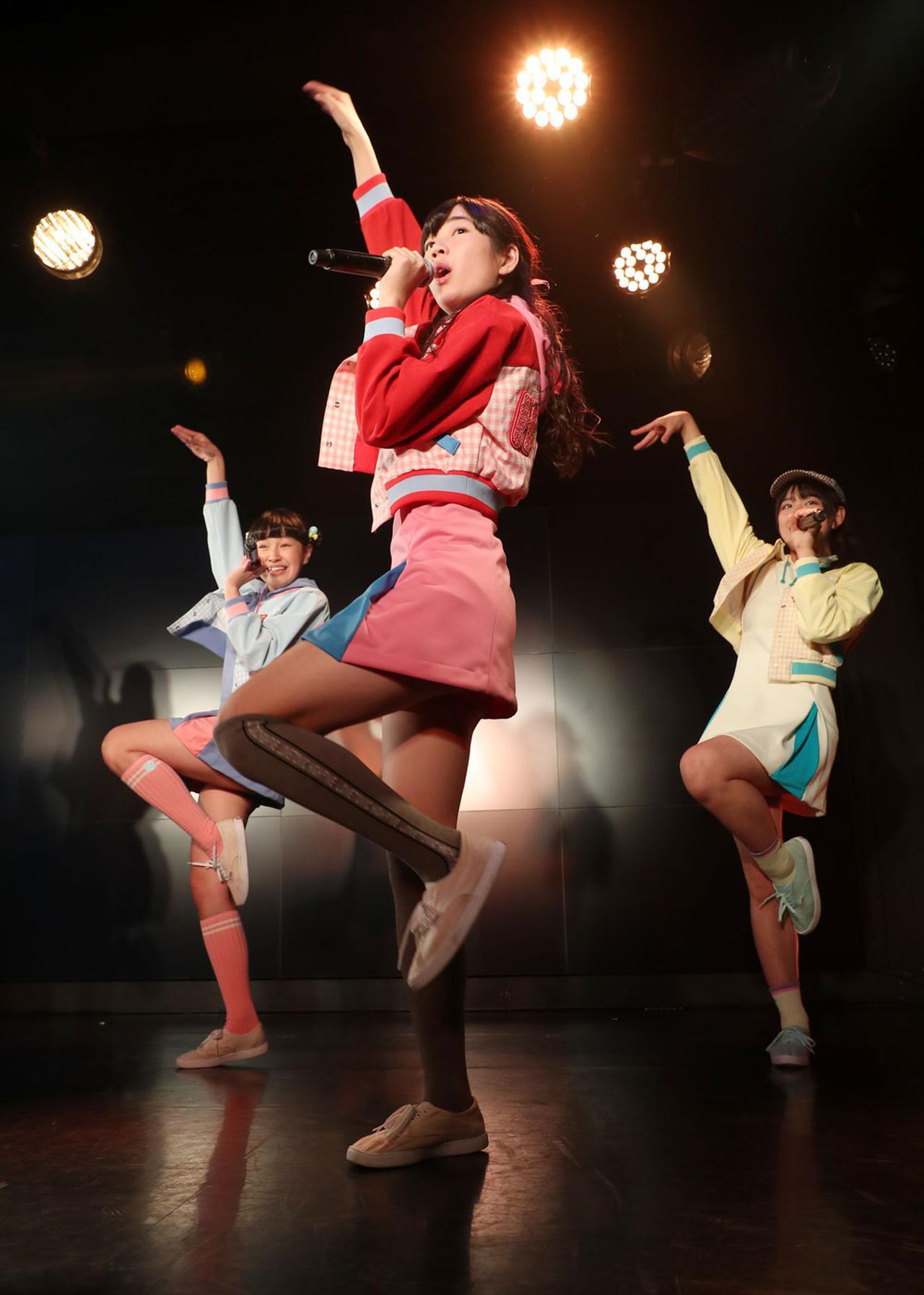 Images : 14番目の画像 - 「ハコイリムスメ/依田彩花、山本花奈を新メンバーに迎え、第5期発足。ロックンロール調の新オリジナル曲「キス取りゲーム」も披露」のアルバム - Stereo Sound ONLINE