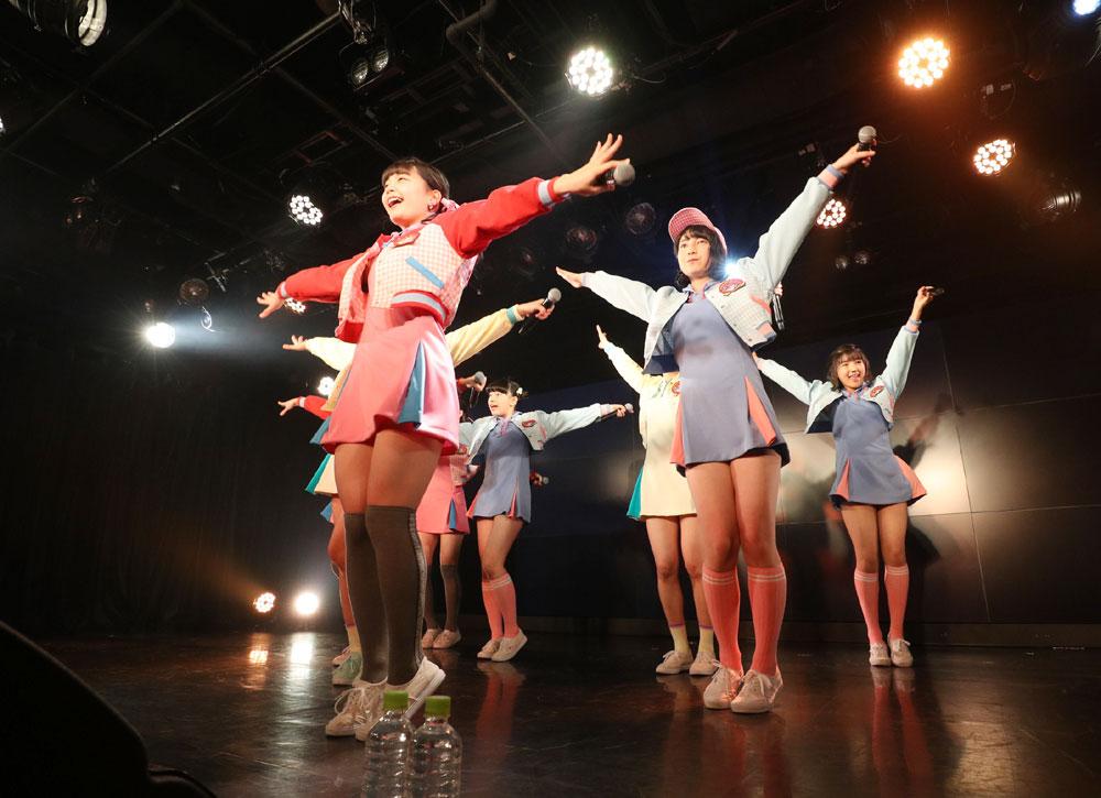 Images : 7番目の画像 - 「ハコイリムスメ/依田彩花、山本花奈を新メンバーに迎え、第5期発足。ロックンロール調の新オリジナル曲「キス取りゲーム」も披露」のアルバム - Stereo Sound ONLINE