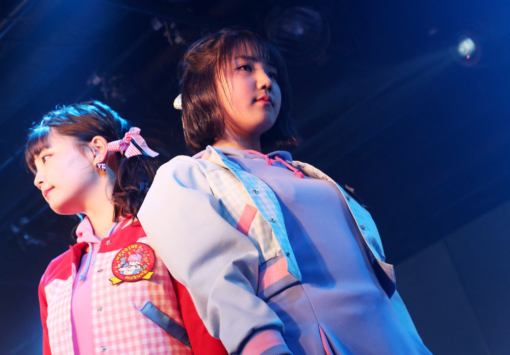 Images : 44番目の画像 - 「ハコイリムスメ/依田彩花、山本花奈を新メンバーに迎え、第5期発足。ロックンロール調の新オリジナル曲「キス取りゲーム」も披露」のアルバム - Stereo Sound ONLINE