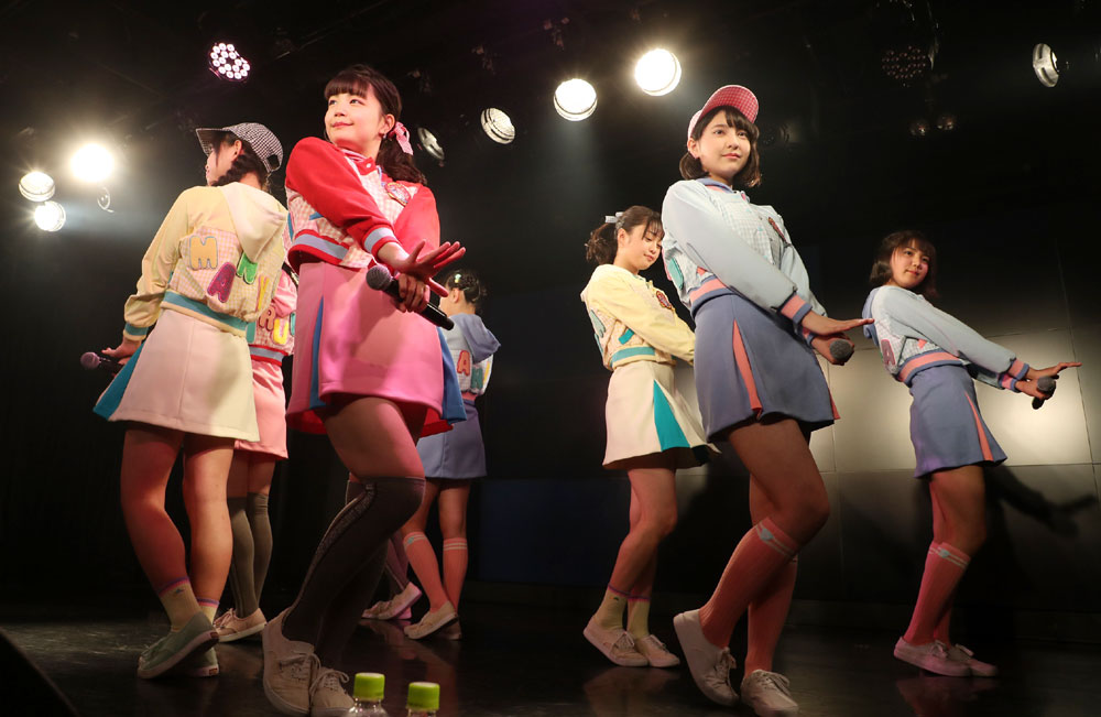 Images : 6番目の画像 - 「ハコイリムスメ/依田彩花、山本花奈を新メンバーに迎え、第5期発足。ロックンロール調の新オリジナル曲「キス取りゲーム」も披露」のアルバム - Stereo Sound ONLINE