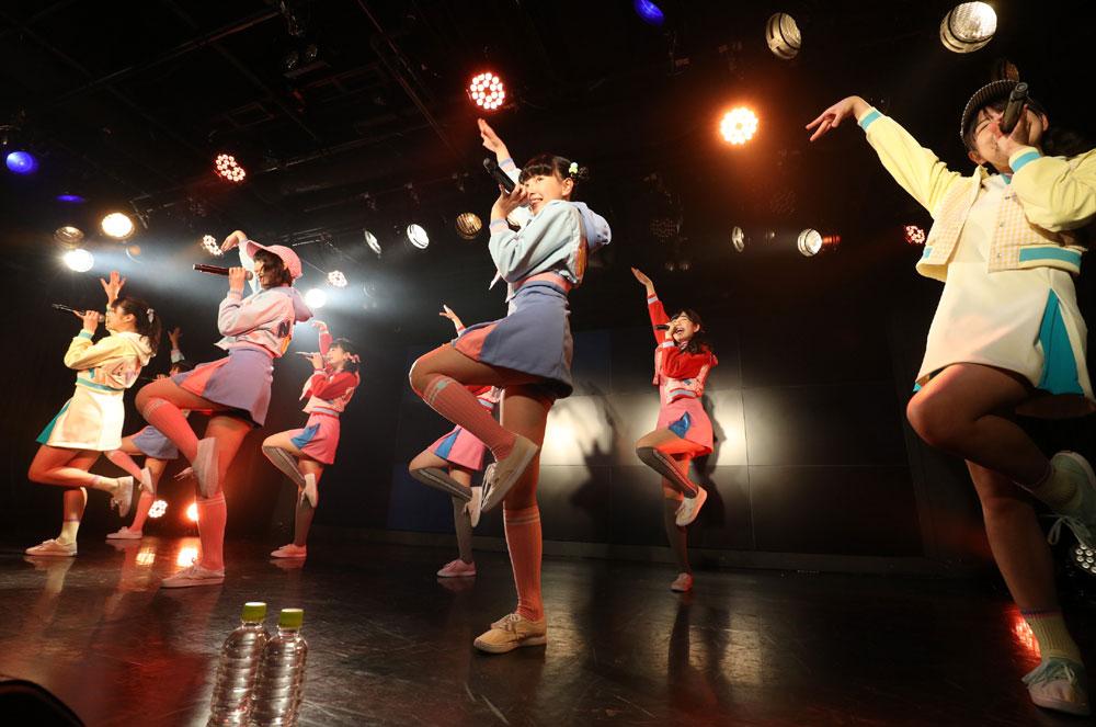 Images : 13番目の画像 - 「ハコイリムスメ/依田彩花、山本花奈を新メンバーに迎え、第5期発足。ロックンロール調の新オリジナル曲「キス取りゲーム」も披露」のアルバム - Stereo Sound ONLINE