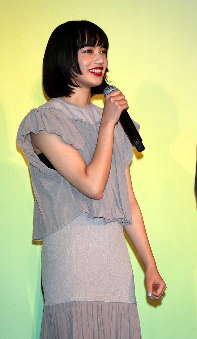 画像2: 小松菜奈、門脇麦/5月31日公開の映画『さよならくちびる』の完成披露試写会を開催。秦基博が主題歌を、あいみょんが挿入歌を提供