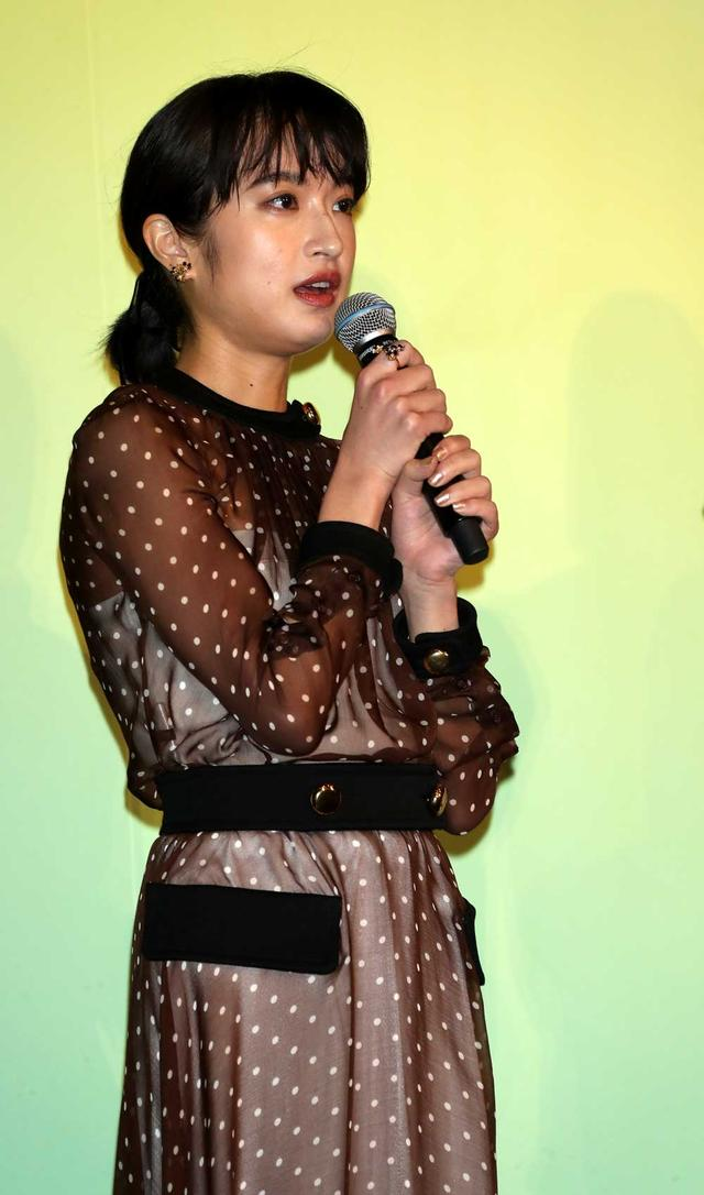 画像3: 小松菜奈、門脇麦/5月31日公開の映画『さよならくちびる』の完成披露試写会を開催。秦基博が主題歌を、あいみょんが挿入歌を提供
