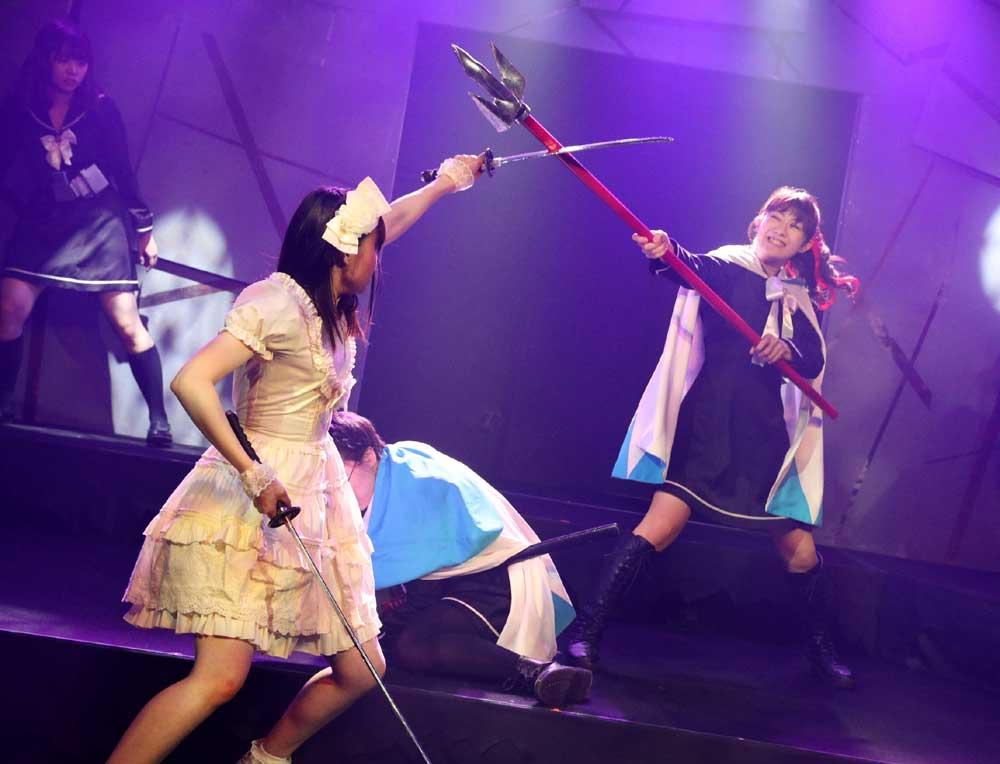 Images : 22番目の画像 - 「若林倫香、水城夢子/アリスインプロジェクト最新舞台「降臨Hearts&Soul」、いよいよ池袋に降臨! 熱く、激しく、昂る魂の咆哮の饗宴」のアルバム - Stereo Sound ONLINE