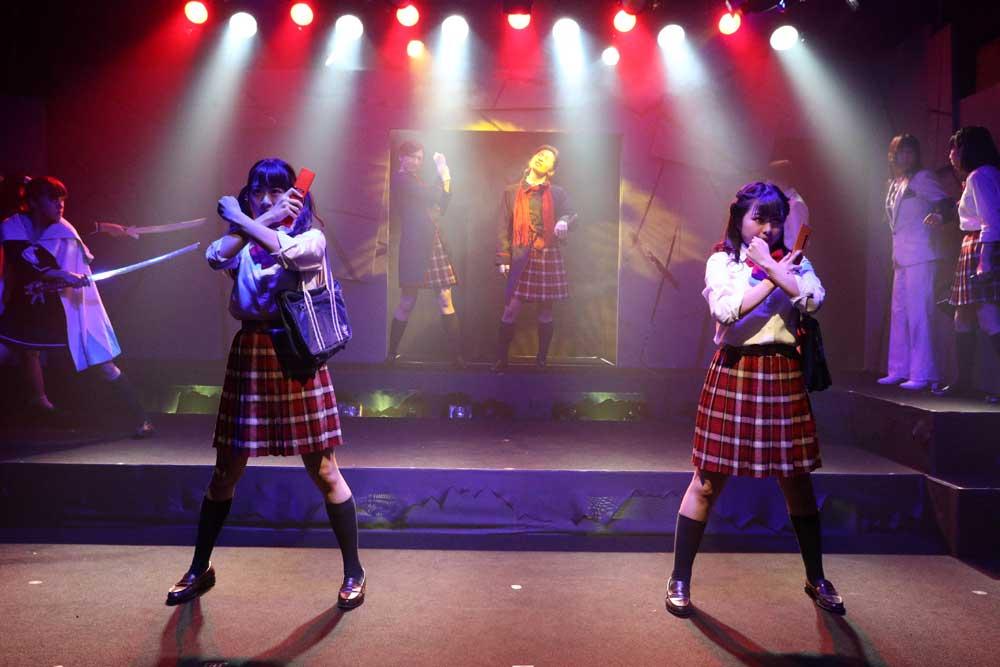 Images : 11番目の画像 - 「若林倫香、水城夢子/アリスインプロジェクト最新舞台「降臨Hearts&Soul」、いよいよ池袋に降臨! 熱く、激しく、昂る魂の咆哮の饗宴」のアルバム - Stereo Sound ONLINE