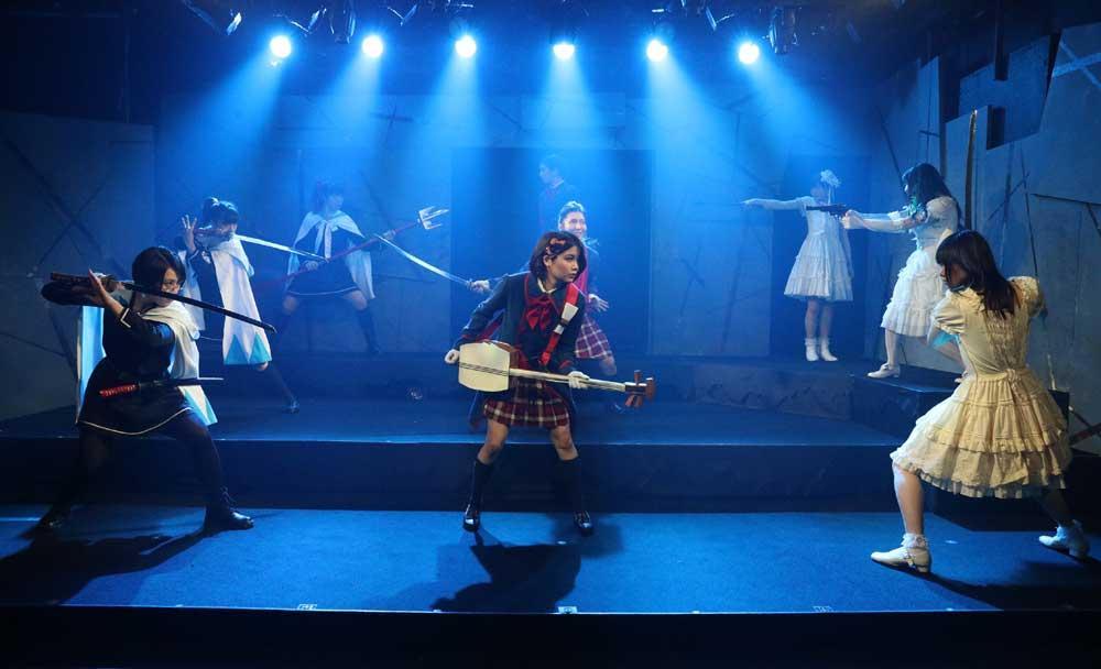 Images : 15番目の画像 - 「若林倫香、水城夢子/アリスインプロジェクト最新舞台「降臨Hearts&Soul」、いよいよ池袋に降臨! 熱く、激しく、昂る魂の咆哮の饗宴」のアルバム - Stereo Sound ONLINE