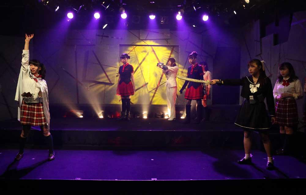 Images : 25番目の画像 - 「若林倫香、水城夢子/アリスインプロジェクト最新舞台「降臨Hearts&Soul」、いよいよ池袋に降臨! 熱く、激しく、昂る魂の咆哮の饗宴」のアルバム - Stereo Sound ONLINE