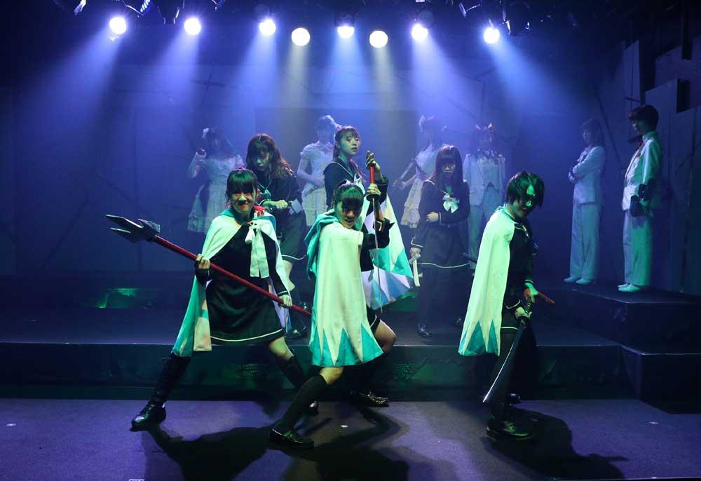 Images : 10番目の画像 - 「若林倫香、水城夢子/アリスインプロジェクト最新舞台「降臨Hearts&Soul」、いよいよ池袋に降臨! 熱く、激しく、昂る魂の咆哮の饗宴」のアルバム - Stereo Sound ONLINE