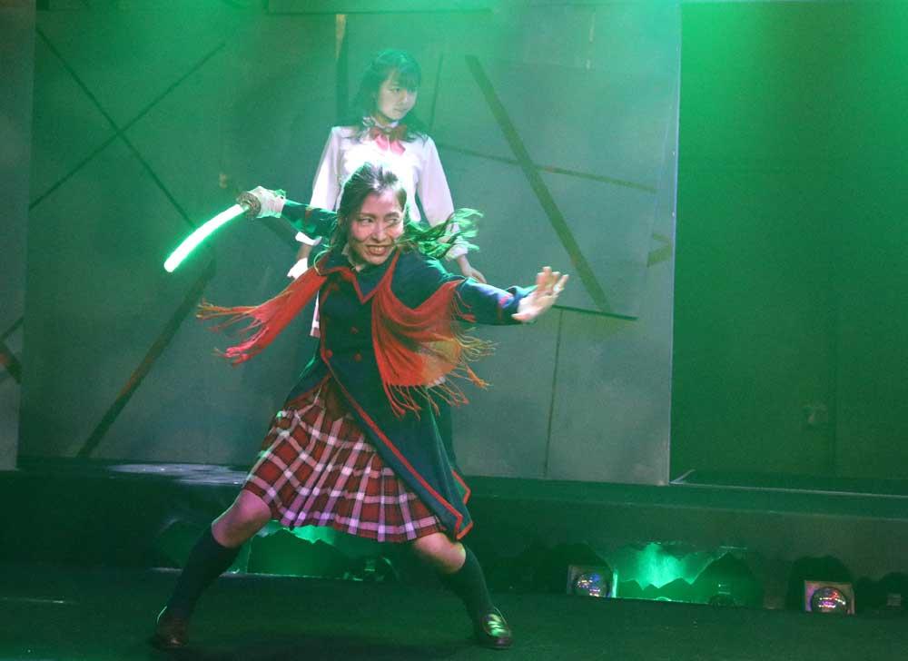 Images : 21番目の画像 - 「若林倫香、水城夢子/アリスインプロジェクト最新舞台「降臨Hearts&Soul」、いよいよ池袋に降臨! 熱く、激しく、昂る魂の咆哮の饗宴」のアルバム - Stereo Sound ONLINE