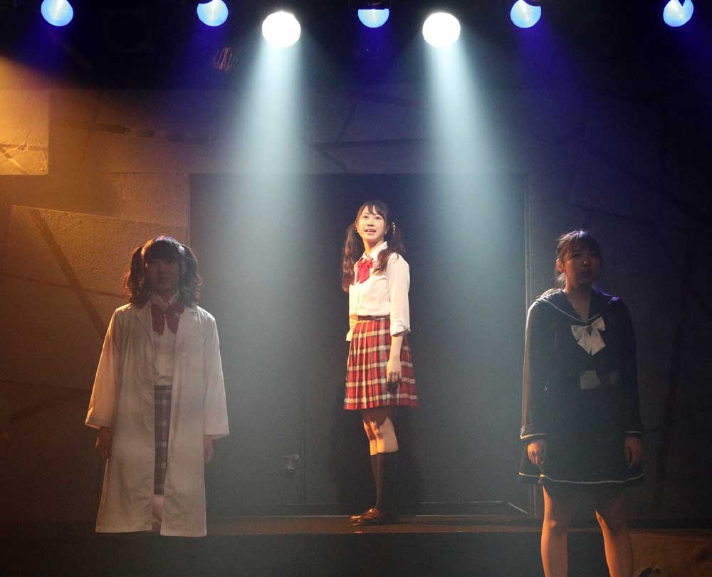 Images : 27番目の画像 - 「若林倫香、水城夢子/アリスインプロジェクト最新舞台「降臨Hearts&Soul」、いよいよ池袋に降臨! 熱く、激しく、昂る魂の咆哮の饗宴」のアルバム - Stereo Sound ONLINE