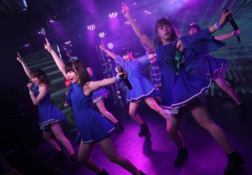 Images : 5番目の画像 - 「Perfo★ism/3周年記念ライブを盛大に挙行! 目標でもある動員100人も達成!! そして研修生さあやが正規メンバーに昇格!!!」のアルバム - Stereo Sound ONLINE