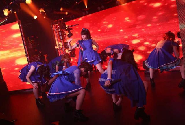 画像1: Perfo★ism/3周年記念ライブを盛大に挙行! 目標でもある動員100人も達成!! そして研修生さあやが正規メンバーに昇格!!!