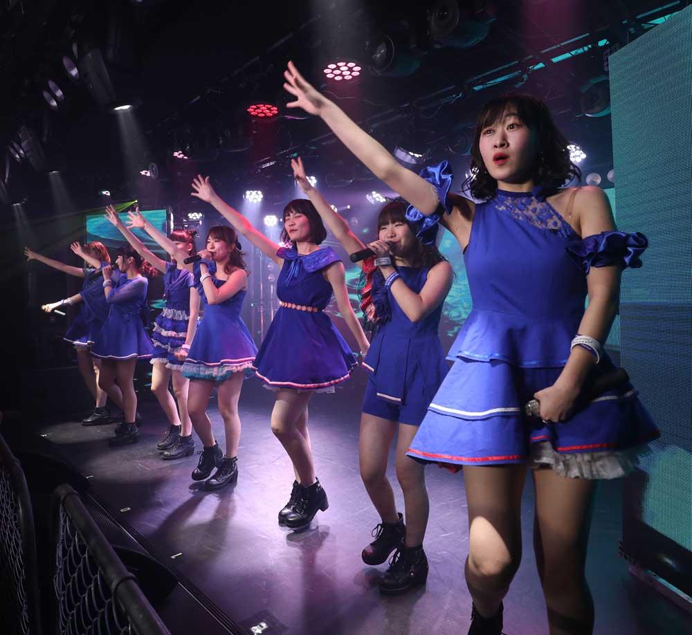 Images : 9番目の画像 - 「Perfo★ism/3周年記念ライブを盛大に挙行! 目標でもある動員100人も達成!! そして研修生さあやが正規メンバーに昇格!!!」のアルバム - Stereo Sound ONLINE
