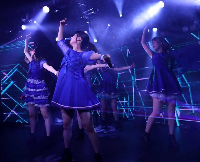 画像2: Perfo★ism/3周年記念ライブを盛大に挙行! 目標でもある動員100人も達成!! そして研修生さあやが正規メンバーに昇格!!!