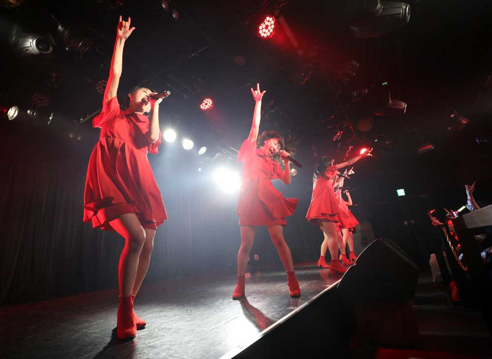 Images : 29番目の画像 - 「九州女子翼/東京定期で新曲披露。前回を大幅にアップデートする、圧倒的な進化を果たしたパフォーマンスで会場のオーディエンスを熱狂させた」のアルバム - Stereo Sound ONLINE