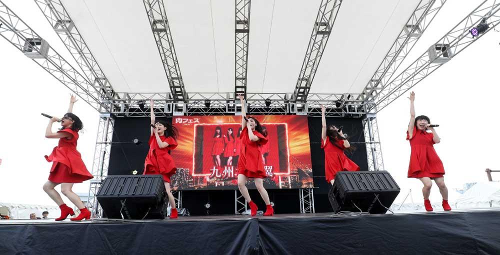 Images : 27番目の画像 - 「九州女子翼/お台場に響き渡る咆哮。肉フェスステージで渾身のパフォーマンスを披露」のアルバム - Stereo Sound ONLINE