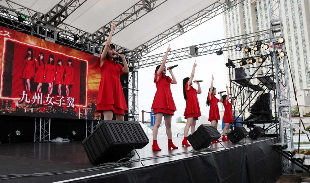 Images : 30番目の画像 - 「九州女子翼/お台場に響き渡る咆哮。肉フェスステージで渾身のパフォーマンスを披露」のアルバム - Stereo Sound ONLINE