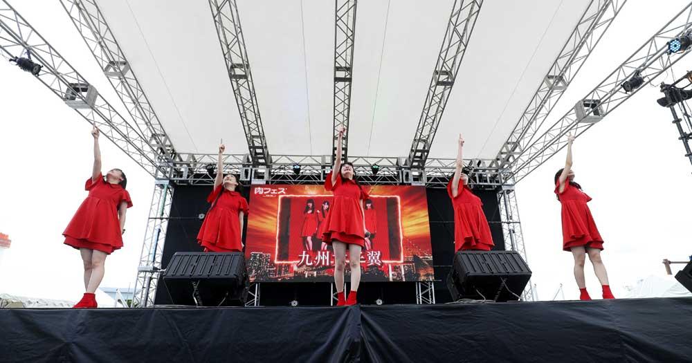 Images : 34番目の画像 - 「九州女子翼/お台場に響き渡る咆哮。肉フェスステージで渾身のパフォーマンスを披露」のアルバム - Stereo Sound ONLINE