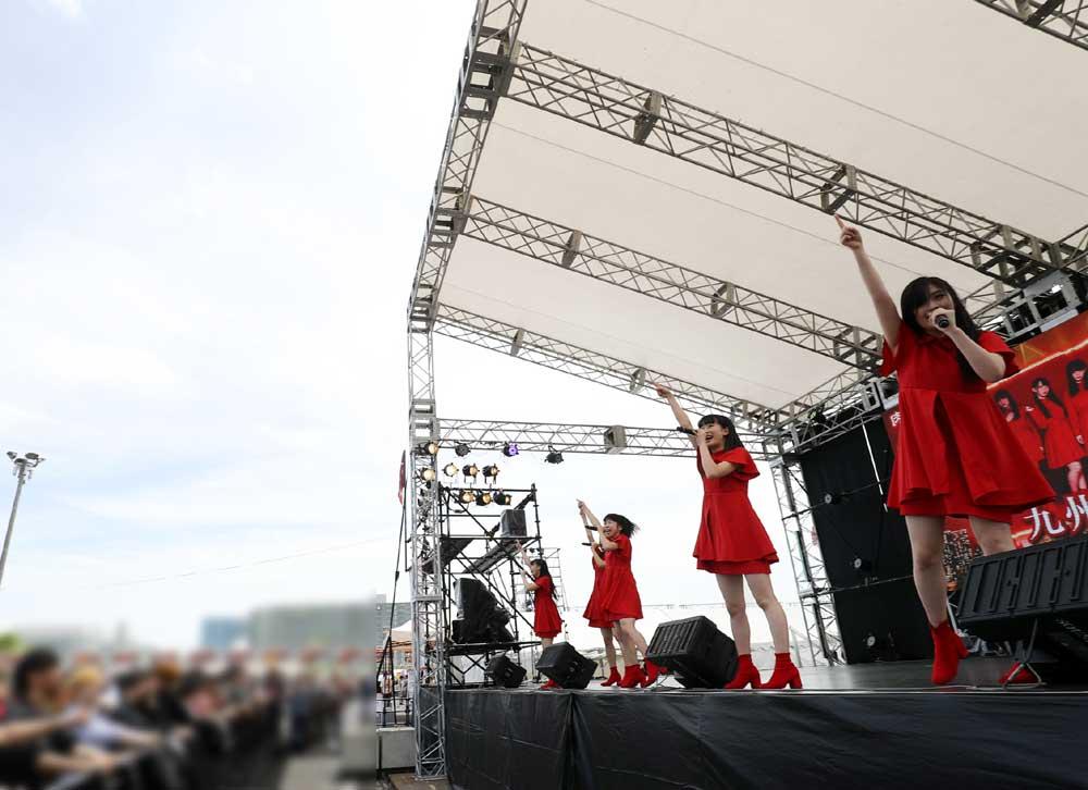 Images : 24番目の画像 - 「九州女子翼/お台場に響き渡る咆哮。肉フェスステージで渾身のパフォーマンスを披露」のアルバム - Stereo Sound ONLINE
