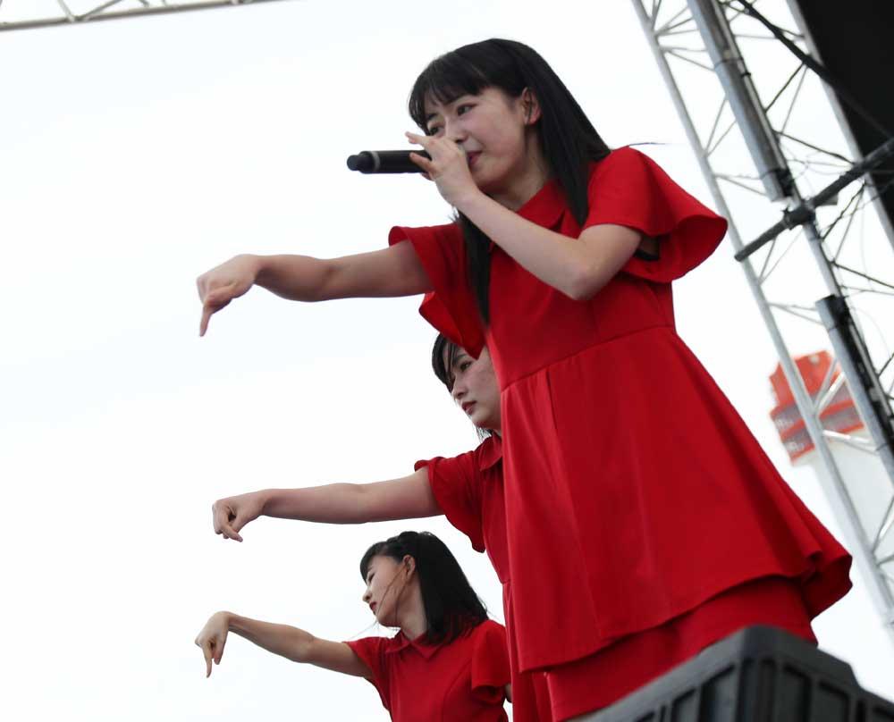 Images : 13番目の画像 - 「九州女子翼/お台場に響き渡る咆哮。肉フェスステージで渾身のパフォーマンスを披露」のアルバム - Stereo Sound ONLINE