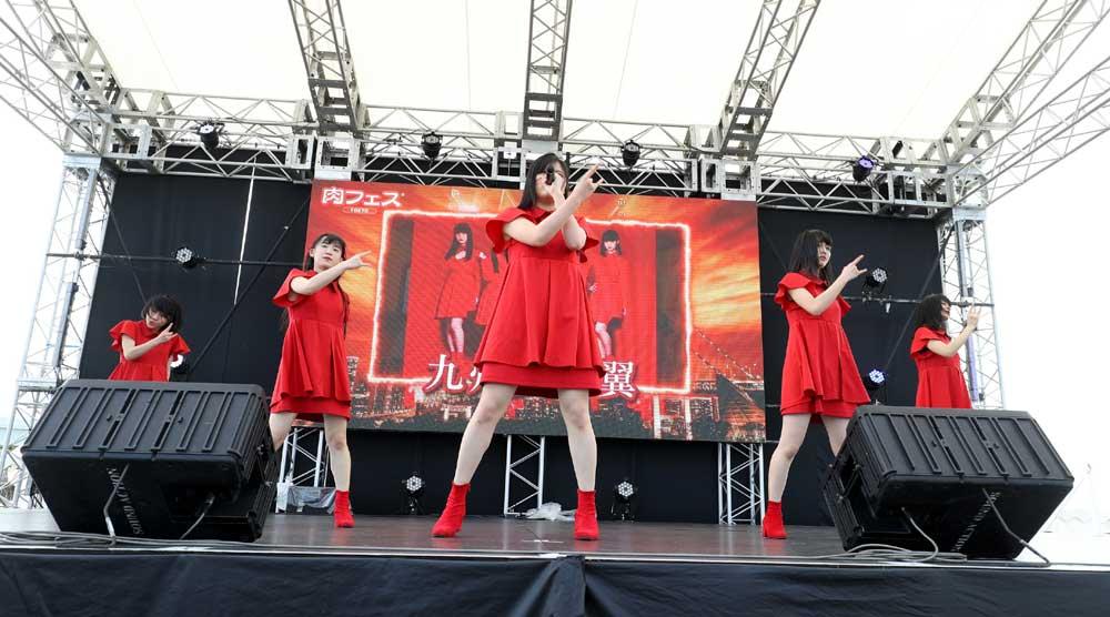Images : 15番目の画像 - 「九州女子翼/お台場に響き渡る咆哮。肉フェスステージで渾身のパフォーマンスを披露」のアルバム - Stereo Sound ONLINE