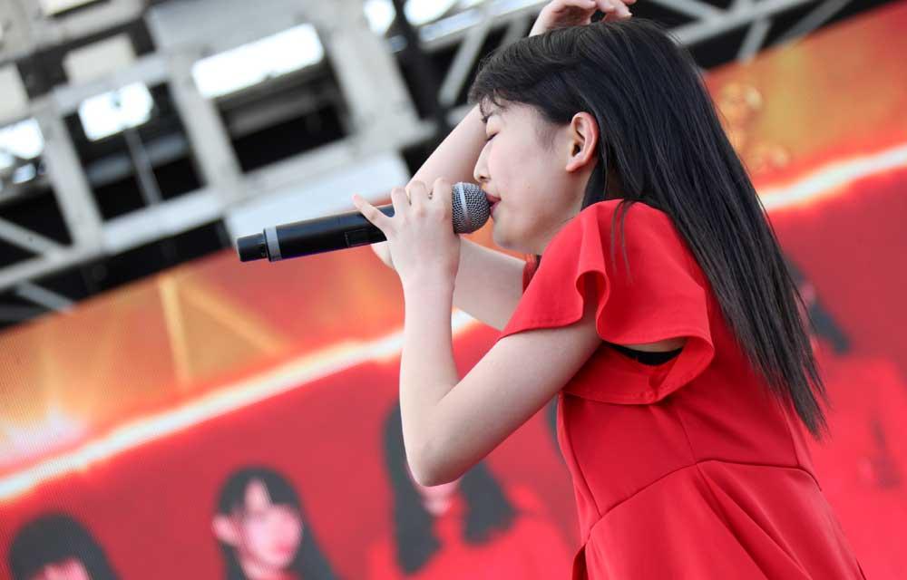 Images : 7番目の画像 - 「九州女子翼/お台場に響き渡る咆哮。肉フェスステージで渾身のパフォーマンスを披露」のアルバム - Stereo Sound ONLINE